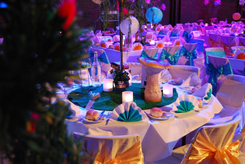 Alice in Wonderland - IGBY Productions Themed Debutante ...